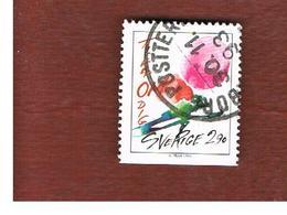 SVEZIA (SWEDEN) - SG 1700  -  1993 GREETINGS STAMPS  -   USED° - Usati