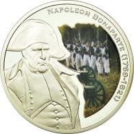 Monnaie, Niue, Elizabeth II, Napoléon Bonaparte, Dollar, 2010, New Zealand, BE - Niue