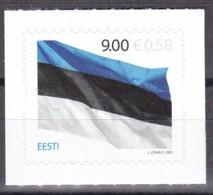 EESTI, 2009, 640, 125 Jahre Estnische Flagge.  MNH ** - Estland