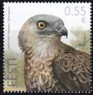 EESTI, 2015, 824,  Vogel Des Jahres: Wespenbussard.  MNH ** - Estland