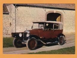 CITROËN B2 1925 – Première De La Série à Carrosserie Tout Acier – Publicité Trophirès – Laboratoires Roland-Marie SA - Ansichtskarten