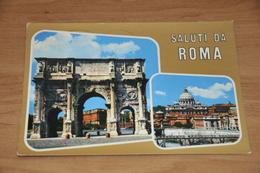 10331-   SALUTI DA ROMA - Roma