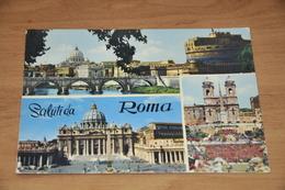 10332-   SALUTI DA ROMA - Roma
