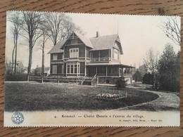 CPA, KEMMEL, Châlet Danois à L'Entrée Du Village, édition Dessaix (cachet Belgique Historique), écrite - Heuvelland