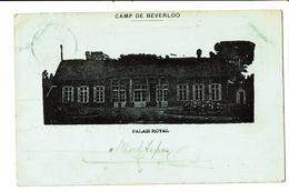CPA - Carte Postale - Belgique Camp De Beverloo- Palais Royal -1902  VM3496 - Beringen