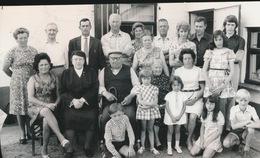 DEINZE    FOTO 1973  ===   DIAMANTEN    BRUILOFT     DHAENENS    +- 15 X 8 CM - Deinze