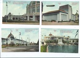 Gand Expo Exposition Internationale 1913 ( 11 Kaarten ) - Gent