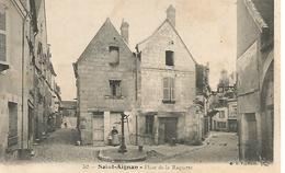 Ac15/      41   Saint-aignan    Place De La Raquette   (animations) - Saint Aignan