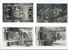 Saint Hubert 4 Photos Cartes Du S.I. ( Syndicat D'initiative - Voir Au Dos ) - Saint-Hubert
