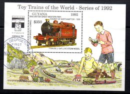 Hb-  Used  Guyana - Treni