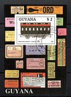5 Hb De Trains  Used  Guyana - Trenes