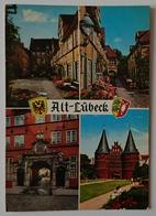 Alt-Lübeck - Hansestadt - Multiview - Vg G2 - Luebeck