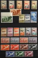 France (ex-colonies & Protectorats) Réunion (1852-1975) > Poste Aérienne 1938-44 Collection Neuf**B/TB - Réunion (1852-1975)