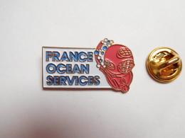 Beau Pin's , Plongée , France Océan Services , Scaphandre , Travaux Sous Marins - Buceo