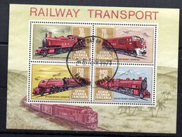 Hb-  Used  Kenia-uganda-tanzania - Trenes