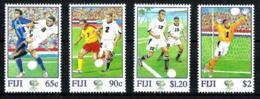 Fiji Nº 1112/15 En Nuevo - Fiji (1970-...)