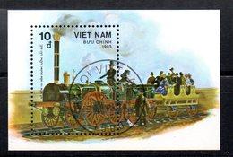 Hb-26A  Used Vietnam - Trenes