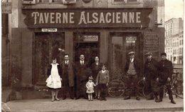 Epinal - Taverne Alsacienne - Boulangerie - Epinal