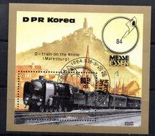 Hb-  Used  Corea - Trenes