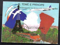 Hb-67  Used  ST. Tome E Principè - Trenes
