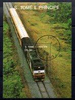 Hb-69  Used  ST. Tome E Principè - Trenes