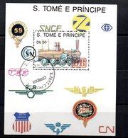 Hb-86/7  Used  ST. Tome E Principè - Trenes