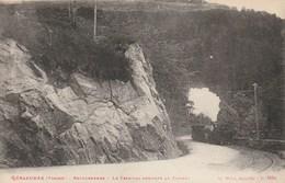 Gérardmer - Retournemer - Le Tramway Arrivant Au Tunnel - Gerardmer