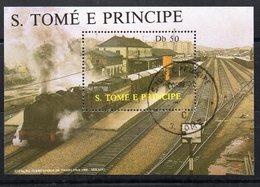 Hb-54  Used  ST. Tome E Principè - Trenes
