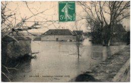 27 GAILLON - Inondation (janvier 1910) - Other Municipalities