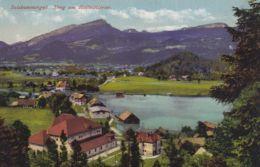 AK - OÖ - STEEG Am Hallstättersee - Teilansicht Mit Villen Und Gehöften 1912 - Gmunden