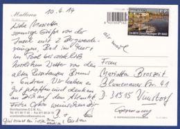 Karte (br6974) - 1931-Heute: 2. Rep. - ... Juan Carlos I