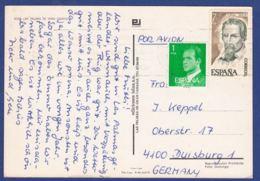 Karte (br6994) - 1931-Hoy: 2ª República - ... Juan Carlos I