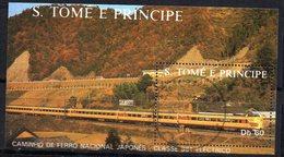 Hb-59  Used  ST. Tome E Principè - Trenes