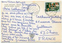 Congo (Brazzaville) - Postcard - Carte Postale - Congo - Brazzaville