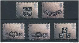 GRANDE-BRETAGNE - 2001 - Yvert  2221/2225 - NEUFS ** Luxe MNH - Série Complète 5 Valeurs  - Timbres Pour évènements - 1952-.... (Elizabeth II)