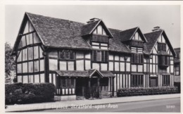 STRATFORD ON AVON - SHAKESPEARE'S BIRTHPLACE - Stratford Upon Avon