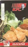 Bulgaria - KFC - Bulgaria