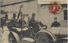 MITRAILLEUSES AUTOMOBILE POUR REPONDRE LES AEROPLANES - Guerre 1914-18