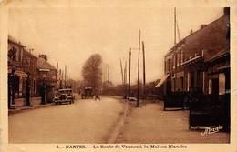 44.n°59059.nantes.plie.le Route De Vannes à La Maison Blanche - Nantes