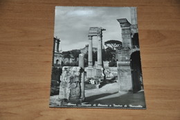 10340-    ROMA, TEMPIO DI OTTAVIA E TEATRO DI MARCELLO - Roma
