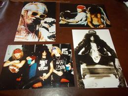 B726  46 Foto Guns N'roses Cm15x10 - Non Classificati