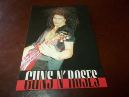 B726  Guns N'roses Non Viaggiata - Cantanti E Musicisti