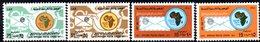 APR551 - LIBIA LYBIA 1971 , Serie Yvert  N. 413/416 *** (2380A)  Upa - Libia