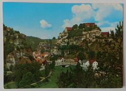 BURG POTTENSTEIN / Frankische Schweiz - Nv  G2 - Pottenstein