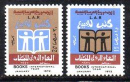 APR860a - LIBIA LYBIA 1972 , Serie Yvert  N. 417/418 *** (2380A) - Libia
