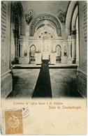 ISTANBUL - Yeşilköy - Eglise Russe,  St.Steffano - Turkey - Turquie - Turkey