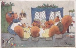 MARGARET TEMPEST - CHRISTMAS PUDDING. - Children