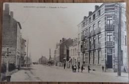 Mariakerke-Ostende - Chaussée De Nieuport - DESAIX - Circulé:1926 - 2 Cans - Oostende