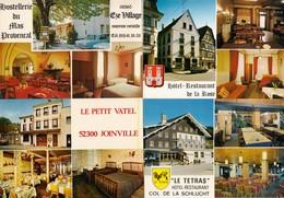 """Lot De 20 CPM De France Sur Le Thème """" Hôtel - Restaurant """" - Postcards"""