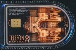1996 Orgona Alapítvány. Judaika Telefonkártya. Használatlan, Sorszámozott. Csak 4000db! - Phonecards